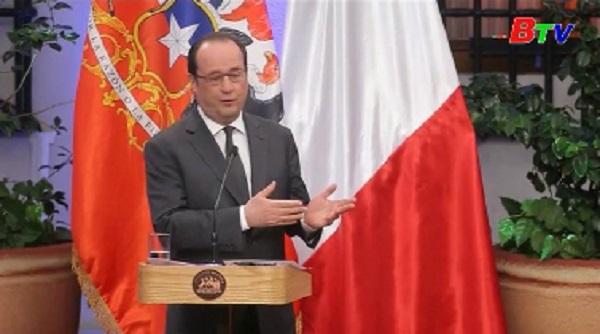 Pháp, Chile tăng cường hợp tác song phương