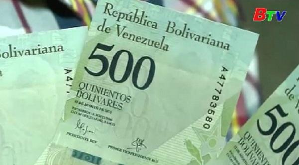 Tổng thống Venezuela thay Thống đốc Ngân hàng Trung ương