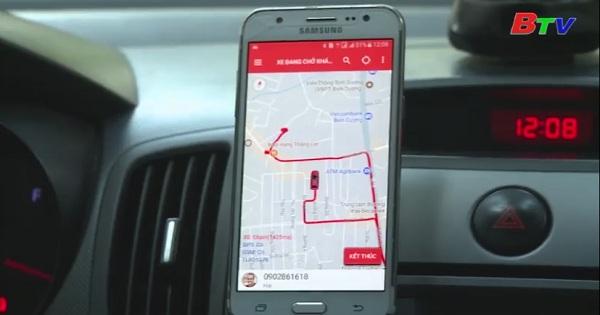 Cần quản lý Grab, Uber như hoạt động taxi