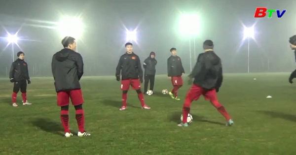 Bán kết U23 vô địch Châu Á 2018: Trước trận U23 Việt Nam - U23 Qatar
