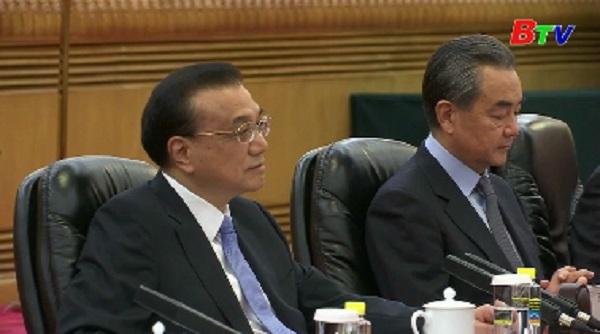 Lãnh đạo Campuchia hoan nghênh viện trợ 600 triệu USD của Trung Quốc