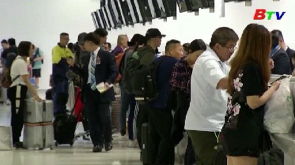 Australia tăng cường an ninh biên giới, đối phó với dịch virus corona