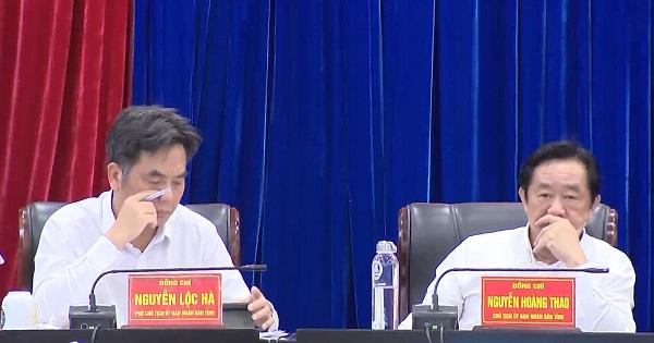 UBND tỉnh Bình Dương họp phiên thường kỳ tháng 1/2021
