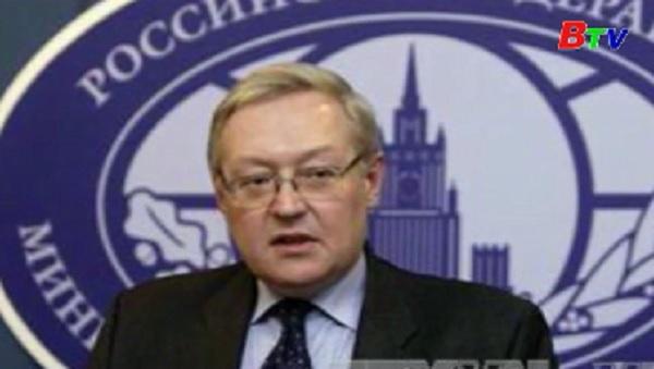 Nga cấm các quan sát viên Mỹ giám sát bầu cử tổng thống Nga