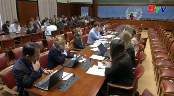 Các bên tại Syria xác nhận tham gia hòa đàm Geneva