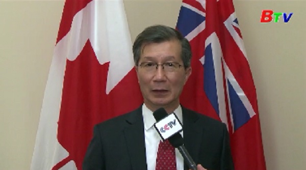 Canada tăng cường nỗ lực hợp tác với ASEAN