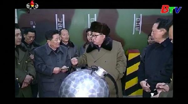 Triều Tiên tuyên bố chấm dứt thử hạt nhân và tên lửa
