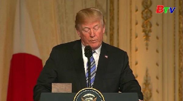 Mỹ hoan nghênh quyết định ngừng thử tên lửa của Triều Tiên