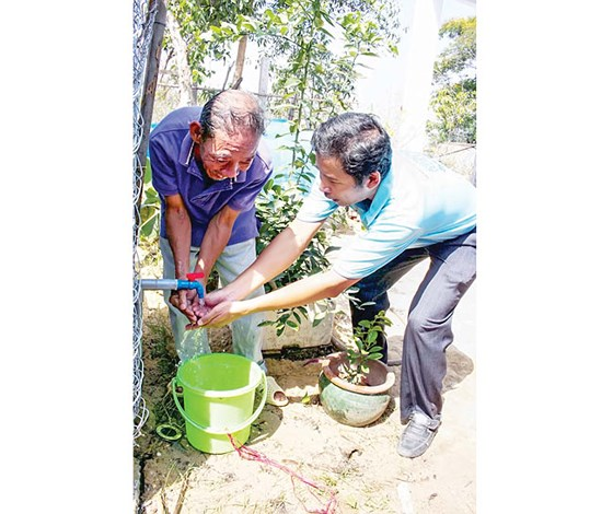 Năm 2019, nước sạch sẽ đến với 50.000 hộ dân ngoại ô TP Hồ Chí Minh