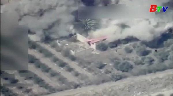 Iraq bất ngờ không kích IS tại Syria tiêu diệt 36 tay súng