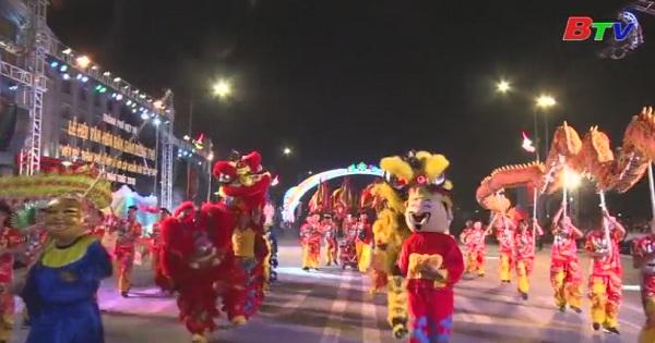 Phú Thọ độc đáo lễ hội dân gian đường phố