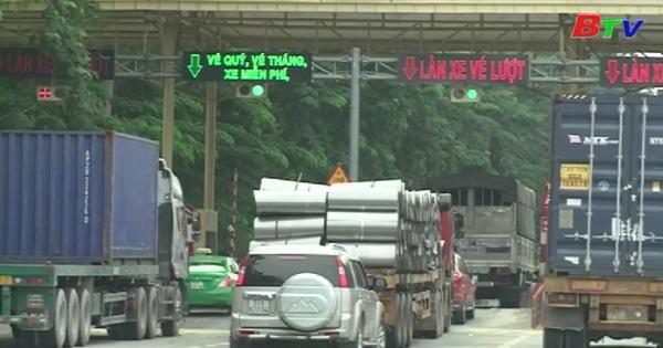 Tp.Hồ Chí Minh đề nghị Bộ GTVT phối hợp xứ lý xe quá tải