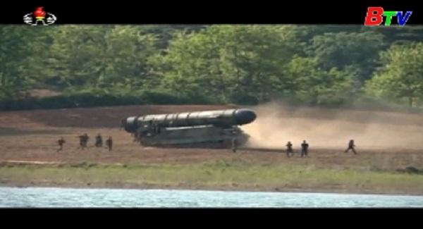 LHQ kêu gọi Triều Tiên ngừng các hoạt động thử tên lửa