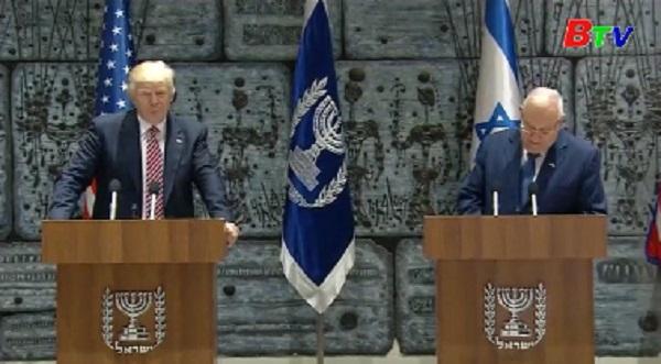 Tổng thống Mỹ lạc quan về hòa bình Trung Đông