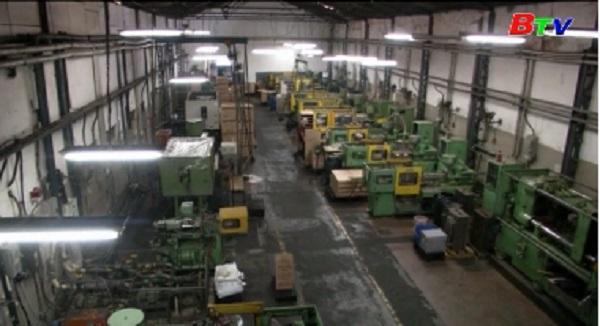 Kinh tế Brazil dự báo tăng trưởng chậm hơn dự kiến
