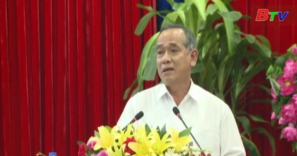 Hội nghị Ban Chấp hành Đảng bộ Tỉnh lần thứ 12 - Khóa X (Mở rộng)