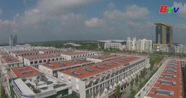 Thành phố mới Bình Dương đẳng cấp trong phát triển đô thị