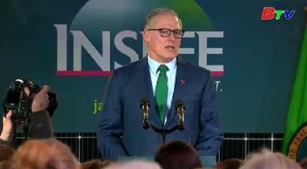 Bầu cử Mỹ 2020 - Thống đốc bang Washington rút khỏi cuộc đua