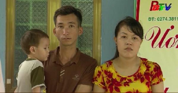 Hỗ trợ trẻ em bị tim bẩm sinh ở huyện Dầu Tiếng