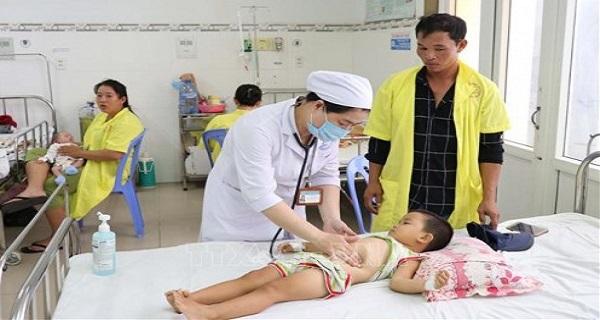 Cảnh báo bệnh sốt xuất huyết nặng tăng cao ở trẻ em