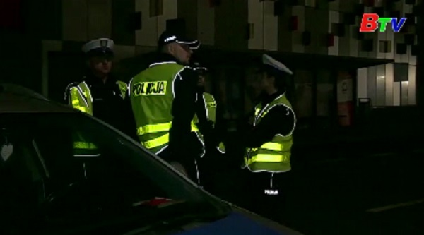 Ba Lan - Tấn công bằng dao khiến 1 người thiệt mạng