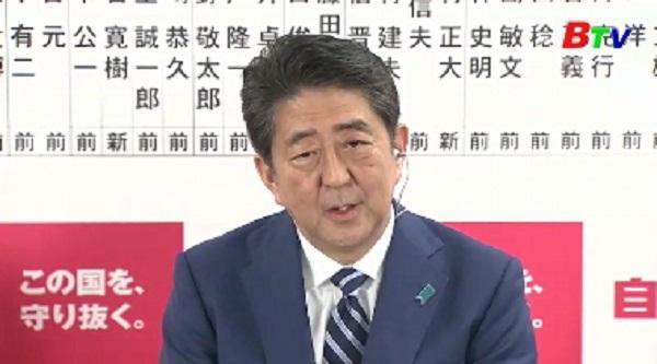 Thủ tướng Nhật Bản tuyên bố kiên quyết đối phó với Triều Tiên