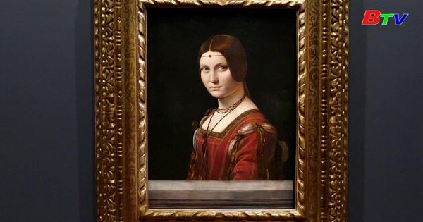 Bảo tàng Louvre sắp triển lãm kỷ niệm 500 năm ngày mất  của danh họa  Leonardo  Da Vinci
