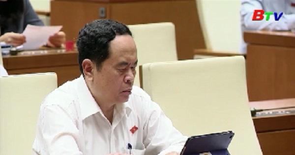 Quốc hội cho ý kiến lần cuối vào dự án Bộ Luật Lao động (Sửa đồi)