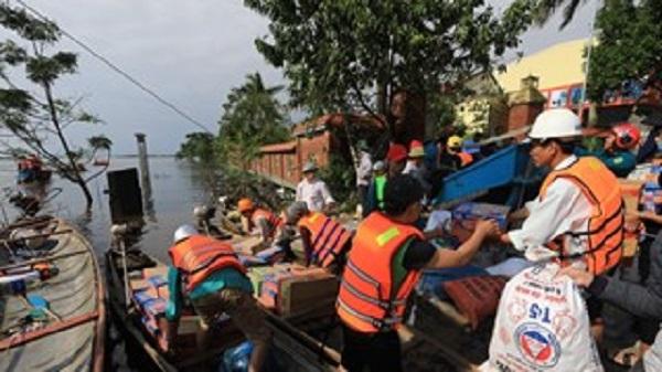Người dân vùng lũ Quảng Bình cần hỗ trợ để tái thiết sau lũ