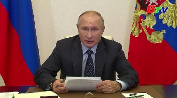 Nga dự kiến triển khai tiêm phòng trên cả nước