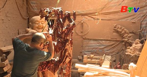 Nghệ nhân - Gìn giữ nghề thủ công truyền thống