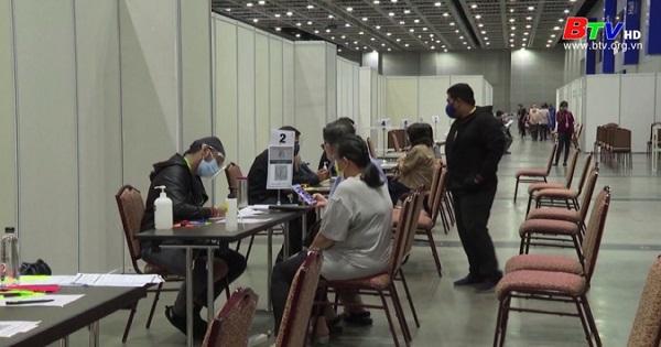 Malaysia mở rộng đối tượng tiêm mũi vaccine tăng cường