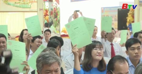 Tổng Công ty Thương mại xuất nhập khẩu Thanh Lễ đại hội cổ đông thành lập công ty cổ phần