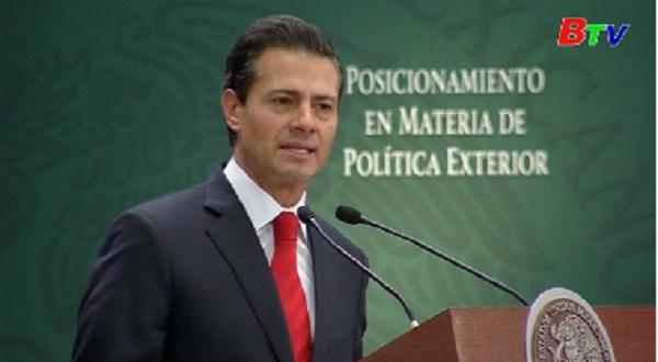 Mexico khẳng định bảo vệ lợi ích quốc gia khi đàm phán với Mỹ