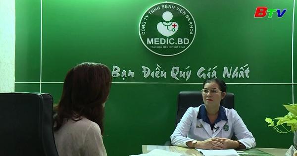 Điều trị tật cận thị không cần phẫu thuật (Chương trình Sống khỏe Mỗi Ngày - ngày 25/01/2018)