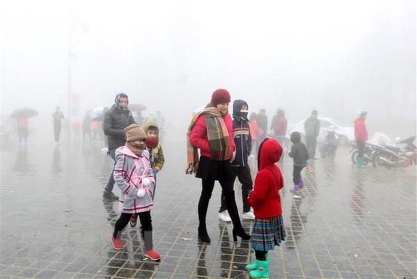 Bắc Bộ sáng sớm có sương mù, vùng núi cao còn rét đậm dưới 10 độ C