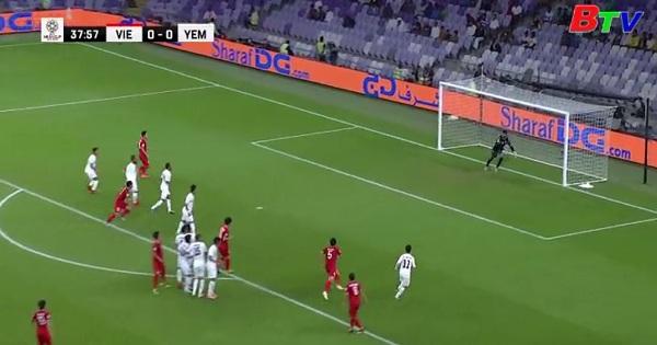 Nguyễn Quang Hải dẫn đầu Cuộc bình chọn cầu thủ xuất sắc nhất vòng bảng Asian Cup 2019
