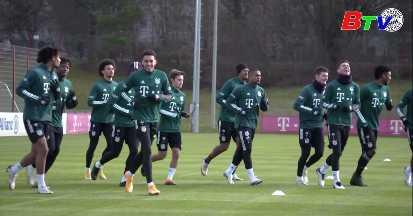 Vòng 18 Bundesliga – Trước trận Schalke - Bayern Munich