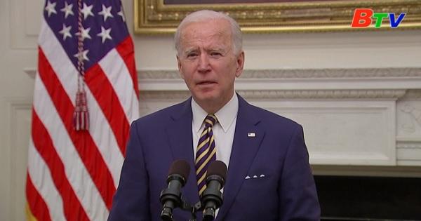 Tổng thống Joe Biden ký 2 sắc lệnh cứu trợ kinh tế