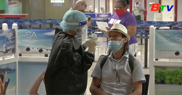 Cuba phát hiện ca nhiễm biến thể mới của SARS-CoV-2 từ Nam Phi