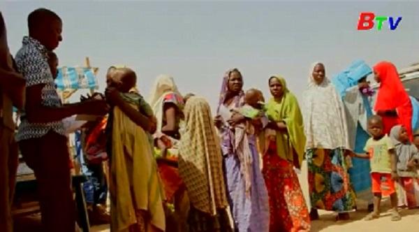 Khai mạc hội nghị quốc tế nhân đạo ở khu vực hồ Chad, Châu Phi