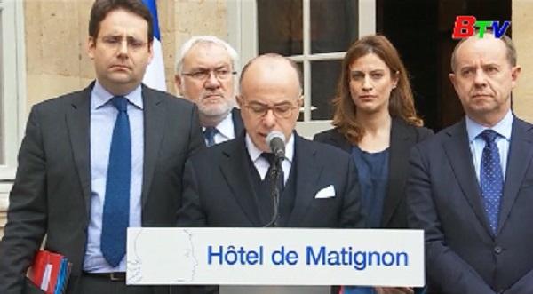 Pháp cảnh báo nguy cơ khủng bố cực cao