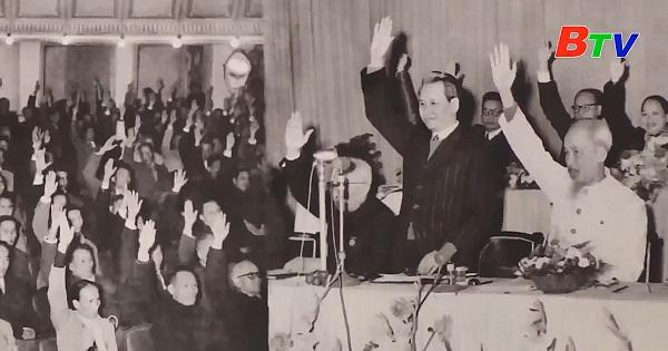 Quan điểm của Chủ tịch Hồ Chí Minh về Quốc hội