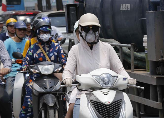 Nắng nóng kỷ lục Việt Nam lên báo Mỹ