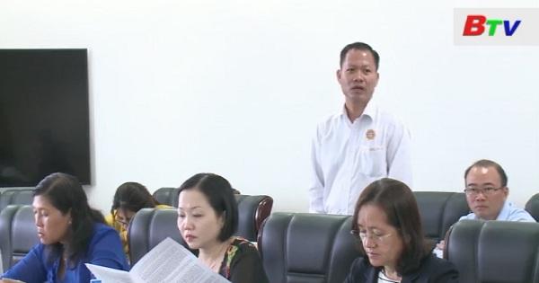 Bình Dương khẩn trường chuẩn bị cho kỳ thi THPT quốc gia 2018