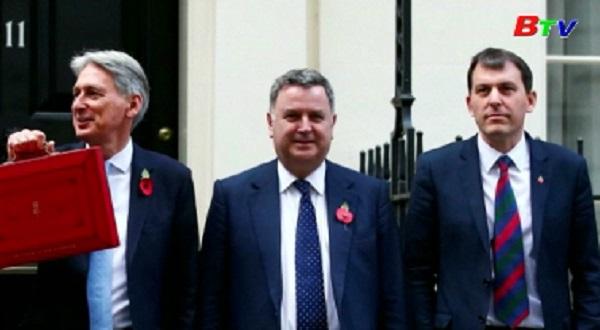 Anh bổ nhiệm lãnh đạo mới của đảng Bảo thủ tại Hạ viện