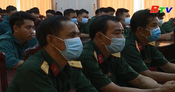 Kỳ vọng của lực lượng vũ trang tỉnh đối với cuộc bầu cử