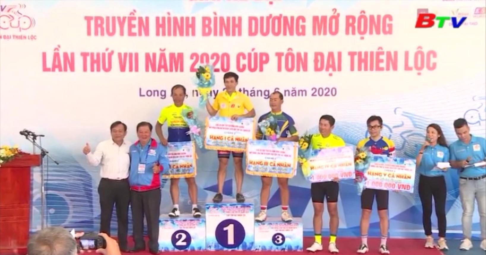 Niềm vui của các tay đua phong trào trong ngày trở lại Giải xe đạp THBD mở rộng lần thứ VII năm 2020