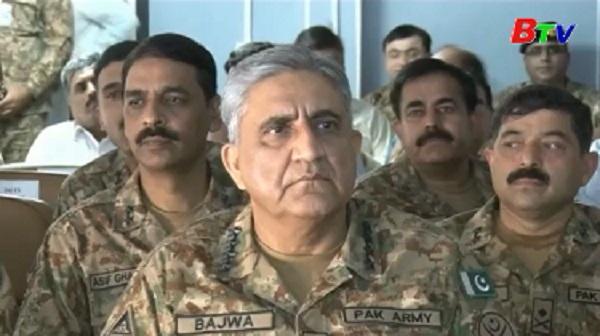 Lầu năm góc tạm ngưng viện trợ quân sự cho Pakistan