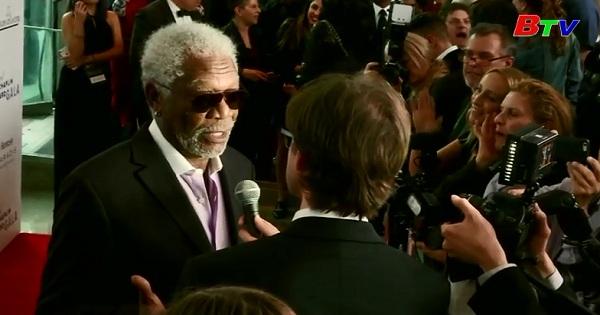SAG vinh danh diễn viên Morgan Freeman giải thành tựu trọn đời
